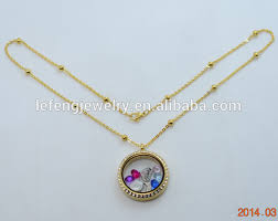 floating locket necklace chains images 4mm 18 quot stainless steel gold ball chain necklace design for jpg