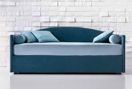 divanetto letto singolo letti imbottiti camerette per ragazzi