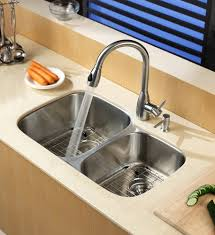 appealing silver chrome grohe kitchen faucet black double bowl full size of kitchen bewildering silver stainless steel grohe kitchen faucet stainless steel double bowl