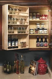 spice drawer organizer decora cabinetry