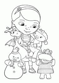 coloring download coloring pages of doc mcstuffins coloring