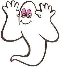 ghost eating clipart clipartxtras