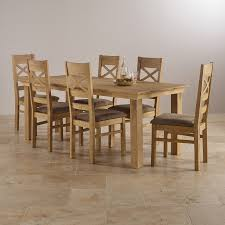 Beach Dining Room Sets by Coastal French Washed Solid Oak 5ft X 3ft Extending Dining Table
