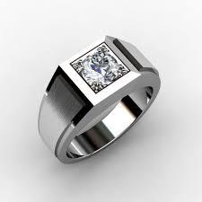 ring design men mens wedding band with diamond http karatjewelrygroup