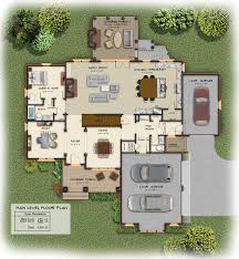 Size 2 Car Garage 100 3 Car Garage Home Plans First Floor Of Pearl Iii Home 4