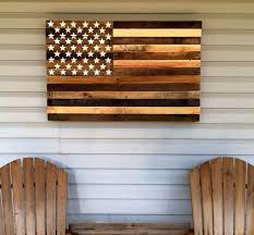 Home Decor Made From Pallets Best 25 Pallet Flag Ideas On Pinterest American Flag Pallet