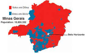 Presidential Election Map by Preliminary Observations On Brazil U0027s 2014 Presidential Election