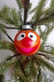 animal sesame ornament animal muppet character