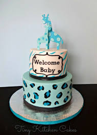 safari baby shower cake tiny kitchen cakes pinterest safari