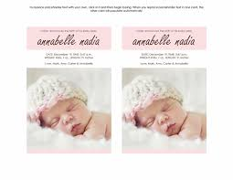 new baby announcement office templates