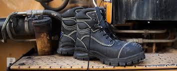 s steel cap boots nz mens or womens premium leather steel toe cap work boots work
