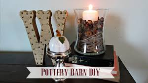 home decor pottery how to diy pottery barn fall home decor pottery barn dupe youtube