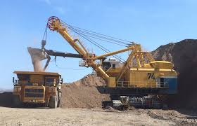 two biggest suppliers of the mining equipment at the territory of