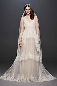 vintage wedding dresses lace u0026 gown styles david u0027s bridal