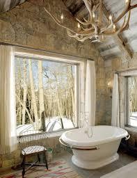 Rustic Bathroom Lighting - bathroom brass bathroom lighting log cabin bathroom lighting 2