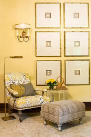 home design with yellow walls traditional decorating in sunny yellow traditional home