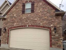 most popular stone pattern on a stucco house google search