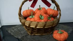 diy crafts how to make handmade pumpkin out of fabric for home