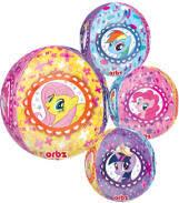 my pony balloons my pony themed balloons