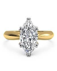 marquise diamond engagement ring marquise engagement rings