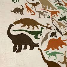 Animal World Map by Dinosaur World Map Art Print By Artpause Notonthehighstreet Com