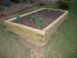 landscape timbers garden how to build landscape timbers ideas