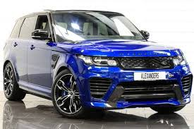 15 15 range rover sport 5 0 v8 svr overfinch auto for sale 2015