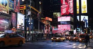 new york city ny november 26 times square downtown at
