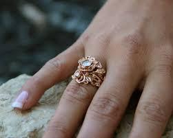 ring set diamond gold wedding ring set wexford jewelers