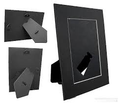 8x10 Photo Albums Black White Core Bevel Cut Easel 8x10 Frame Paper Stock Sold In