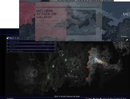 Final Fantasy World Map by Ff Xv World Map Ffxv