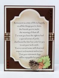words for retirement cards retirement blessings poems prayer gifts cards to make