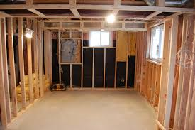 wooden basement column covers u2014 new basement and tile