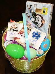 sports easter baskets easter basket ideas for sports fans deck