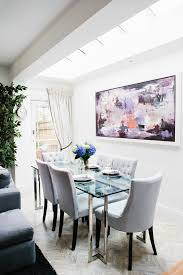 Frosted Glass Dining Table And Chairs Glass Table Chairs Dining Room Contemporary With Frosted Glass