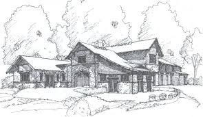 barn architecture styles with artistic picture of types of house