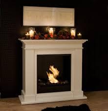empty fireplace ideas bio fireplaces blog