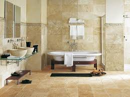 Wonderful Travertine Tile Bathroom Wtravertine Vintage Style - Travertine in bathroom