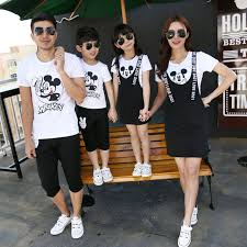 aliexpress buy casual family set 2 pieces