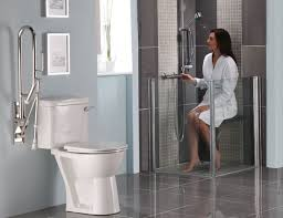 Handicapped Bathroom Design Disabled Bathroom Design 25 Best Ideas About Handicap Bathroom On