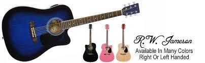 best black friday deals on acoustic guitars amazon com left handed black acoustic electric guitar full size