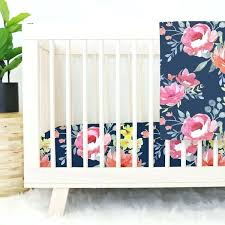 navy and pink baby bedding nvy nd ornge woodlnd navy and pink