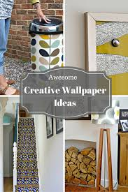 awesome creative wallpaper ideas pillar box blue
