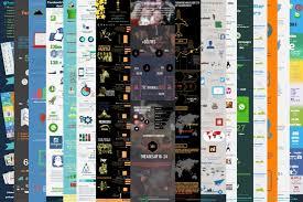 18 infographic templates premium pack social media u0026 flat design