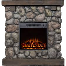 polyfiber electric fireplace with 41 u201d mantle robert heating guide