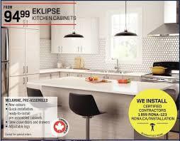 rona brown kitchen cabinets rona eklipse kitchen cabinets redflagdeals