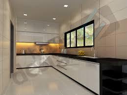 modern wet kitchen design wet kitchen design skudai cai billion estates 67529