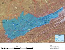 State Plane Coordinate System Map by Kentucky Waterfalls