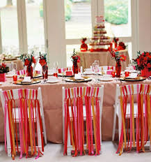 Five Fresh Ideas for Using Ribbon Streamers at Your Wedding