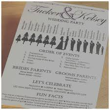 make wedding programs programs to make wedding invitations yourweek cb8587eca25e